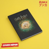 Notebook Item Harry Potter and the Prisoner of Azkaban Hardcover A5