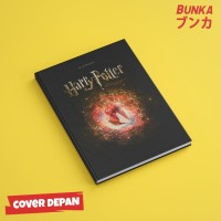 Notebook Item Harry Potter and the Philosopher Stone Hardcover A5