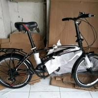 Jual Sepeda Lipat Odessy 20 Anak Dan Dewasa Kota Depok Bakti2020 Tokopedia