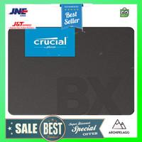 Crucial SATA 2.5 Internal SSD 6GB/s 1TB - BX500 - Black