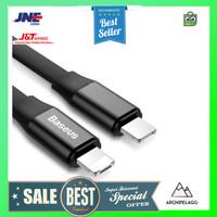 Baseus Nimble Series 2 in 1 Kabel Micro USB + Lightning 2A 23 CM -