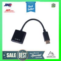FSU Adapter Converter DisplayPort to HDMI 4K 60Hz - 8046 - Black