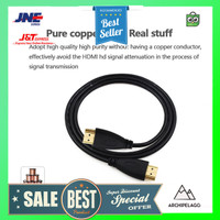 BEILINK Kabel HDMI 1.4 1080P 3D - 1.5M - Black