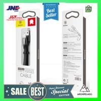Baseus Nimble Series Kabel Charger USB Type C 2A 23 CM - Black