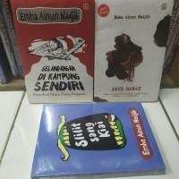 paket tiga buku emha Ainun Najib arus bawah slilit sang kiyai gelandan