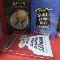 paket 3 buku emha Ainun Najib surat kepada Kanjeng nabi slilit sang k