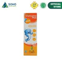 Jual Curcuma Plus Grow Emulsion Syrup - Orange 200ml ...