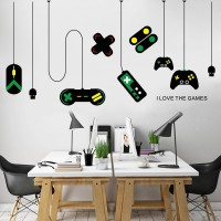 Jual Lucu Game Controller Wall Sticker Dekorasi Kamar Anak Laki Laki 1 Pc Jakarta Barat Reyra Tokopedia