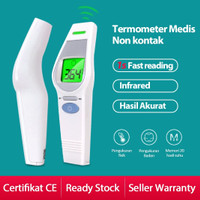 Ready Stock Termometer Infrared Digital non kontak Tembak Imported