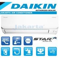 AC DAIKIN STAR INVERTER 3/4 PK - FTKC 20 ( Thailand )