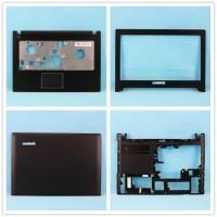 New Case For Lenovo S410 S410P Top Back Cover/Front Bezel/Palmrest/Bot