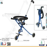 ezzy stroller Pmb S05 ezzy stoller balita kereta dorong