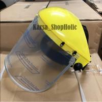Face Shield Blue Eagle / Alat Pelindung Kepala