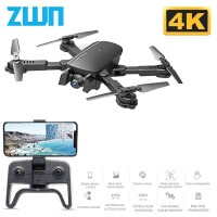 Quadcopter Drone R8 WiFi FPV Dual Camera 1080p