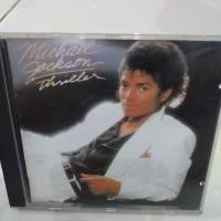 CD Lagu Michael Jackson Thriller