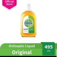 Dettol Antiseptic Liquid 495ml / Antiseptik