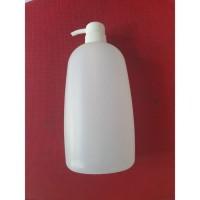 Botol Pump Putih 800ml