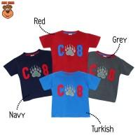 MacBear Junior Baju Anak Atasan Cat Nails (Usia 6 bulan - 12 tahun)