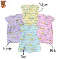 MacBee Kids Baju Anak Dress Full Print SumikhoGurashi (Usia 6 bulan -