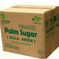 Gula aren bubuk 10kg gula arenga palm sugar organic