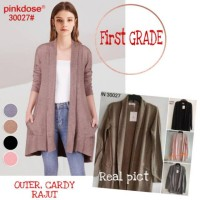 OUTER LONG CARDY RAJUT IMPORT FIRST GRADE