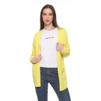 Colorbox Cardigan ICogfjn219L024 Yellow