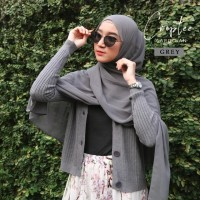 YOGURI | CROPTEE CARDIGAN Sweater