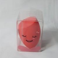 beauty blender Spons Make Up Sponge Model Egg Cut Foundation unik lucu