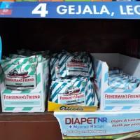 Permen Fisherman's Friend sugar free