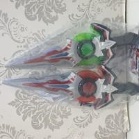mainan pedang orb ultraman senjata ultraman Orb lampu dan suara