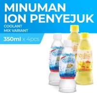 Coolant Mix Varian - Bengkoang & Starfruit