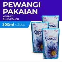 Kispray Refill Pouch Bluis - 3 pcs