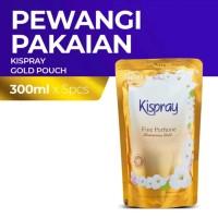 Kispray Pouch Glamorous Gold 300Ml x5