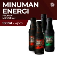 Proman Mix Varian - 4 Botol