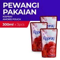 Kispray Refill Pouch Amoris - 3 pcs