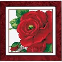 Paket Diamond Painting DOME 170089 Rose Bunga Mawar