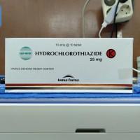 H.C.T 25mg // BOX