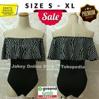 Bikini Baju Renang Swimsuit Lingerie Bra Camisole Tanktop Celana