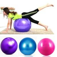 AY Yoga Ball Bola Alat Fitness Gym 65 Cm Tanpa Pompa
