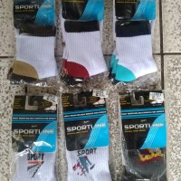 Kaos kaki spotline badminton olahraga