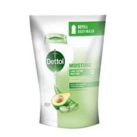 Bodywash DETTOL Anti Bakteri 410g - Avocado
