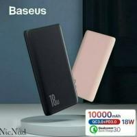 Baseus Bipow Quick Charge Power Bank PD 3.0+QC 3.0 10000 mAh 18W