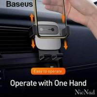 Baseus Car Phone Holder Air Vent Cube Gravity Mobile Phone Car Mount