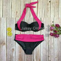 Bikini Swimsuit Swimwear Baju Renang Lingerie Import