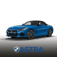 Mobil BMW Z4 sDrive30i M Sport Roadster Booking Fee