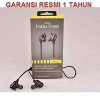 Original JABRA Halo Free Wireless Earphone Audio Headset Bluetooth