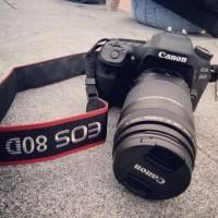 Kamera EOS 1300D second garansi / kamera dslr canon