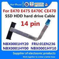 SSD HDD hard drive cable For lenovo ThinkPad E470 E475 E470C 329976838