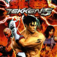 Jual Ps2 Game Rom Tekken 5 Kab Purwakarta Chainloader Tokopedia