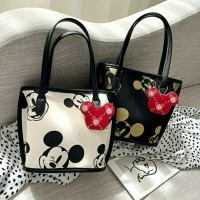 Disney Lady Canves Bag Mickey Mouse